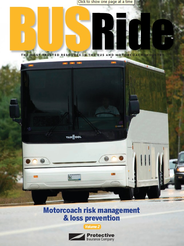 Motorcoach risk management and loss prevention