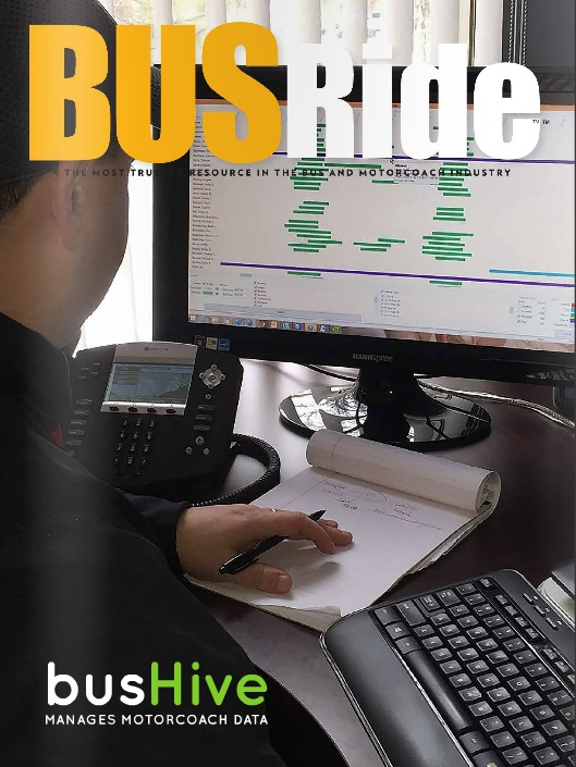 Manage motorcoach data