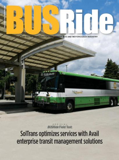 SolTrans optimizes services with Avail enterprise transit management solutions