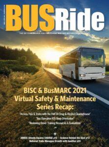 BUSRide March / April 2021, Vol. 57, No. 02