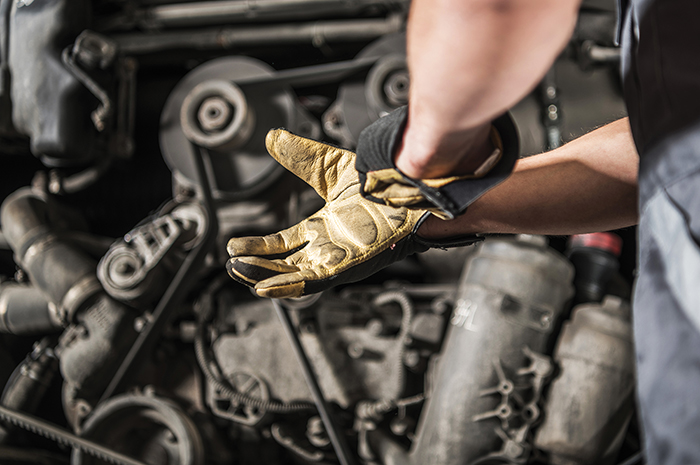 Maintenance is the Key to Long Vehicle Life